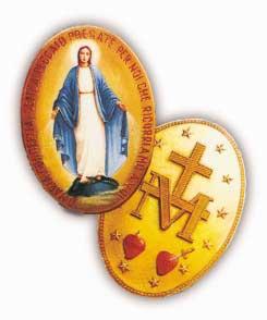 Santa Caterina Labouré e la Medaglia Miracolosa